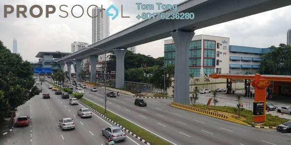 Condominium For Sale in Taman Pertama, Cheras Freehold Unfurnished 3R/2B 460k