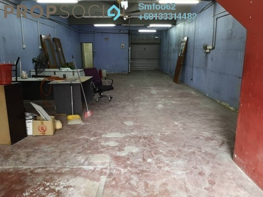 Shop For Rent in Taman P Ramlee, Setapak Freehold Unfurnished 0R/0B 6k