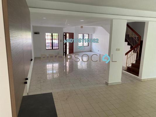 Terrace For Sale in BU7, Bandar Utama Freehold Semi Furnished 5R/4B 1.6m