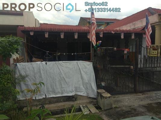 Terrace For Sale in Taman Setapak, Setapak Freehold Unfurnished 3R/2B 580k