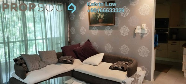 Townhouse For Rent in Laman Impian, Sunway Damansara Freehold Fully Furnished 4R/4B 3k