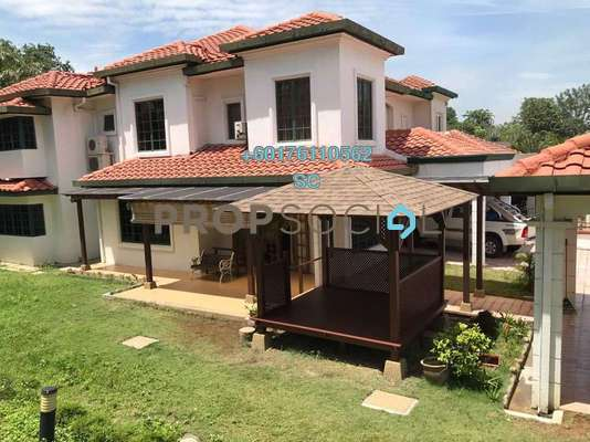 Semi-Detached For Sale in Tropicana Golf & Country Resort, Tropicana Freehold Semi Furnished 4R/4B 3.2m