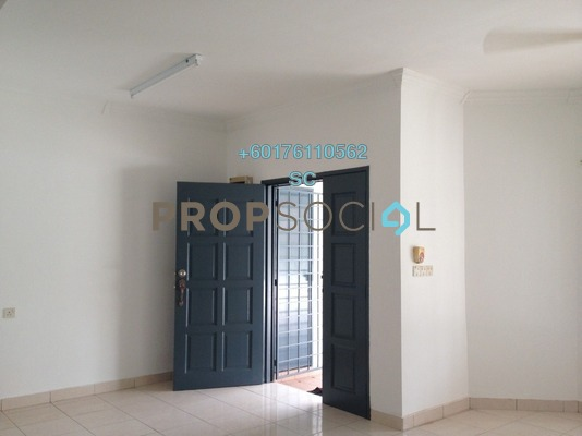 Terrace For Sale in BU6, Bandar Utama Freehold Semi Furnished 5R/4B 1.65m
