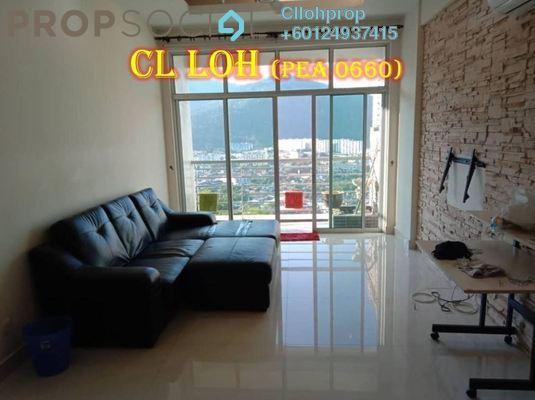 Condominium For Sale in BL Avenue, Farlim Freehold Semi Furnished 3R/2B 455k