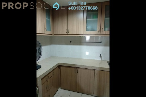 Apartment For Sale in Bougainvilla, Segambut Freehold Semi Furnished 3R/2B 340k