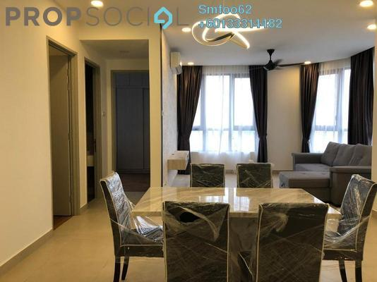 Condominium For Sale in KL Gateway Premium Residences, Bangsar South Freehold Fully Furnished 3R/3B 1.25m