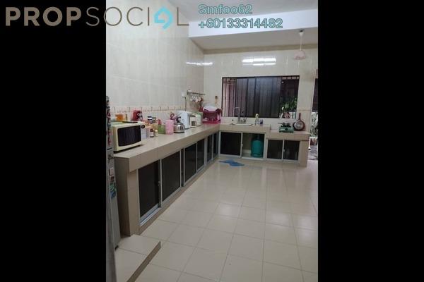 Terrace For Sale in Taman Sri Rampai, Setapak Freehold Semi Furnished 3R/2B 550k