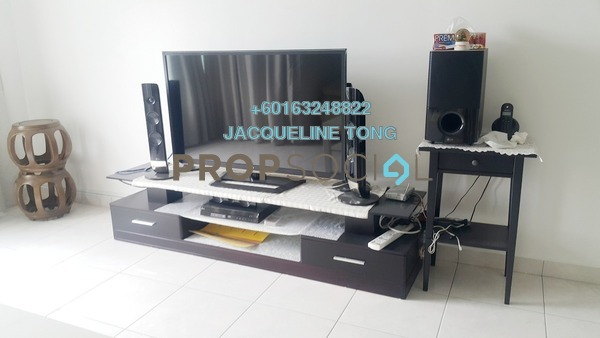 Condominium For Sale in Desa Impiana, Puchong Freehold Fully Furnished 3R/2B 430k