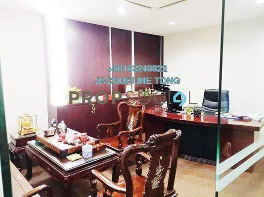 Office For Sale in Dataran Prima, Kelana Jaya Freehold Fully Furnished 0R/0B 625k