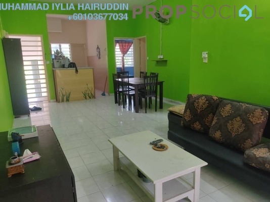 Apartment For Sale in Alpine Village Apartment, Tambun Leasehold Fully Furnished 3R/2B 245k