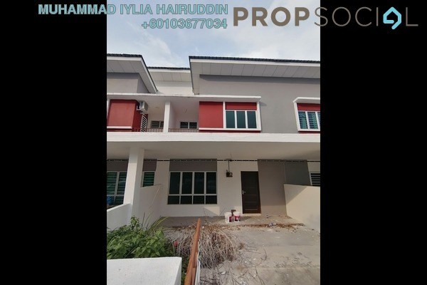 Terrace For Sale in Taman Meru Suria, Chemor Freehold Unfurnished 4R/3B 325k