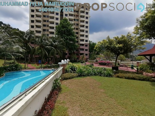 Apartment For Sale in Golf Vista Resort Homes, Ipoh Leasehold Unfurnished 2R/2B 360k