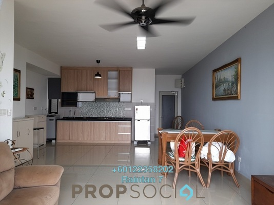 Serviced Residence For Rent in The Nest Residences, Old Klang Road Freehold Fully Furnished 3R/2B 2.1k