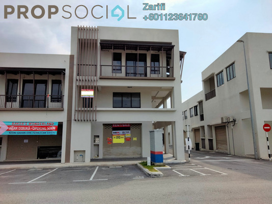 Shop For Rent in Sinaria, Tropicana Aman Freehold Unfurnished 0R/2B 4.5k