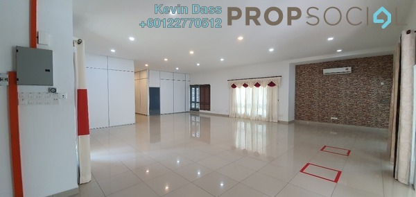 Bungalow For Rent in Section 11, Petaling Jaya Freehold Semi Furnished 2R/2B 8k