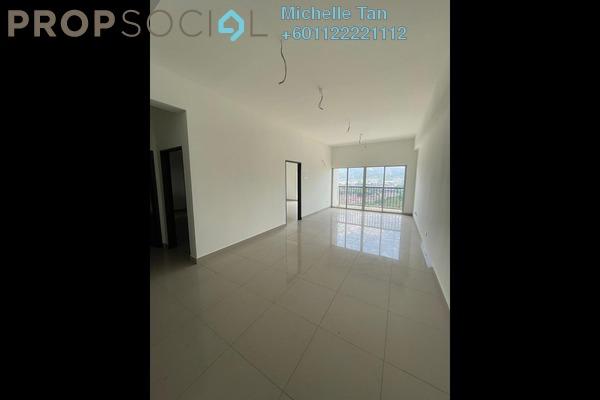 Condominium For Sale in Seri Tijanni, Bukit Rahman Putra Freehold Unfurnished 3R/2B 448k