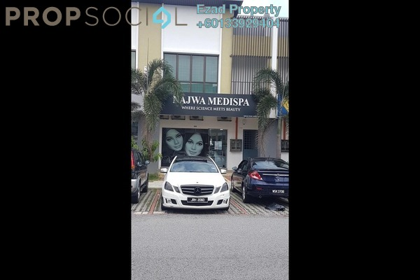 Shop For Sale in Plaza Crystalville, Cyberjaya Freehold Unfurnished 0R/0B 2.1m