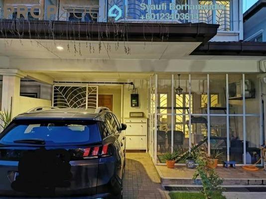 Terrace For Sale in Section 5, Kota Damansara Leasehold Semi Furnished 4R/3B 990k