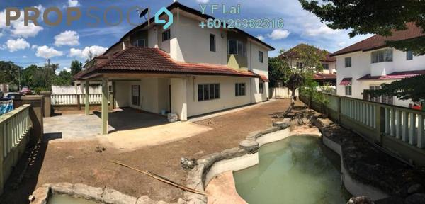 Semi-Detached For Sale in Taman Bukit Permai, Bandar Mahkota Cheras Freehold Semi Furnished 4R/3B 938k
