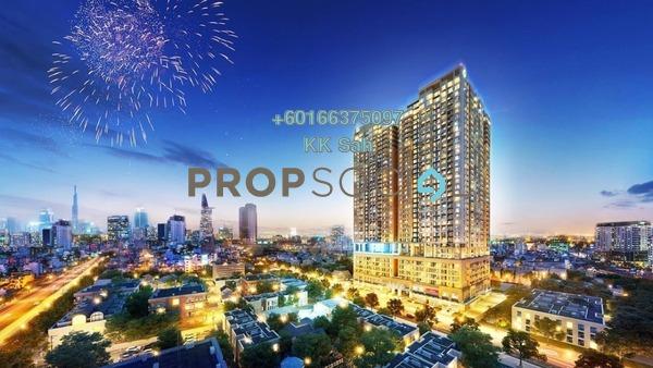Condominium For Sale in Jalan Sungai Besi, Kuala Lumpur Leasehold Unfurnished 3R/2B 469k