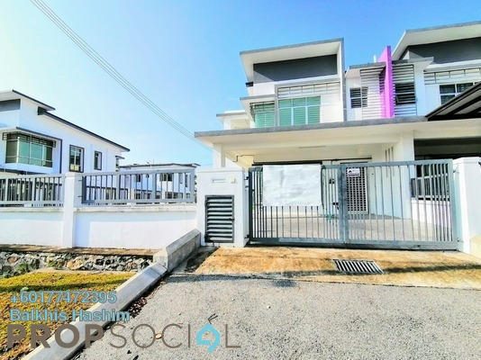 Terrace For Sale in Méranti, Hillpark Freehold Unfurnished 4R/3B 680k