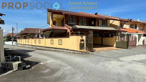 Terrace For Sale in Putra Bistari, Putra Heights Freehold Semi Furnished 5R/4B 1.3m