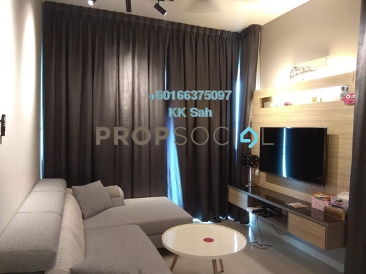 Serviced Residence For Sale in Taman Desa, Kuala Lumpur Freehold Semi Furnished 3R/2B 699k
