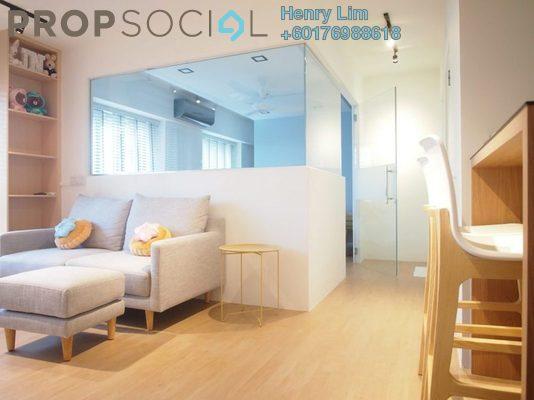 SoHo/Studio For Sale in Maytower, Dang Wangi Freehold Fully Furnished 1R/1B 310k
