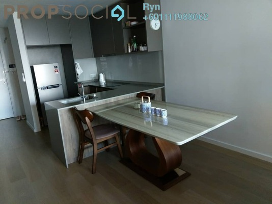 Serviced Residence For Sale in The Ruma, KLCC Freehold Fully Furnished 3R/1B 1.79m