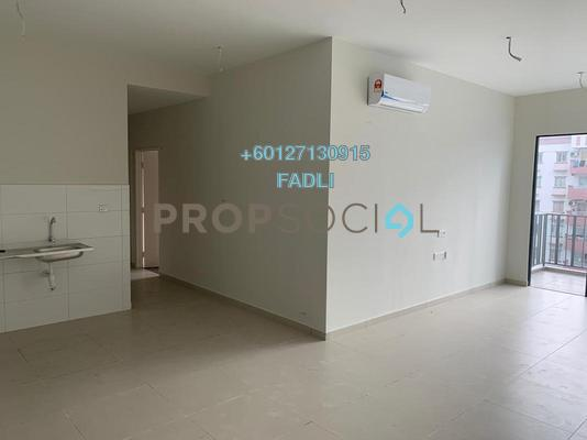 Condominium For Sale in The Andes, Bukit Jalil Freehold Unfurnished 3R/3B 615k