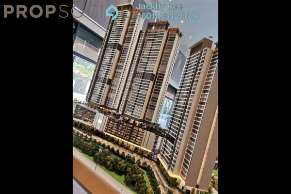 Condominium For Sale in Pavilion @ Bukit Jalil City, Bukit Jalil Freehold Fully Furnished 3R/2B 700k