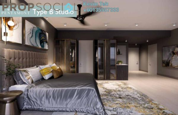 Condominium For Sale in Trinity Pentamont, Mont Kiara Freehold Semi Furnished 4R/4B 1.53m