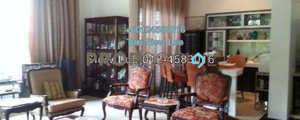 Bungalow For Sale in Bangsar Baru, Bangsar Freehold Semi Furnished 4R/5B 6m