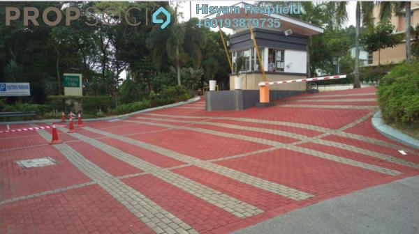 Semi-Detached For Sale in Prima Villa, Kemensah Freehold Semi Furnished 4R/4B 1.6m