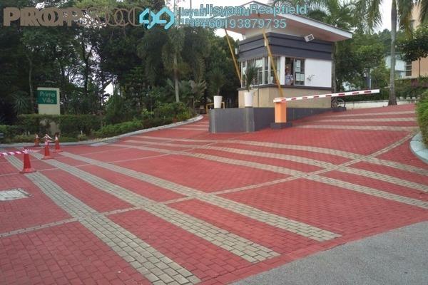 Semi-Detached For Sale in Prima Villa, Kemensah Freehold Semi Furnished 4R/4B 1.65m