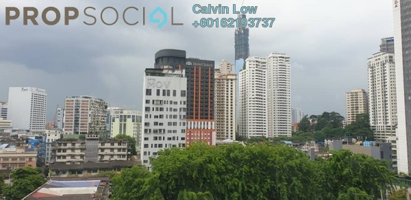 Condominium For Sale in 38 Bidara, Bukit Ceylon Freehold Semi Furnished 2R/2B 528k