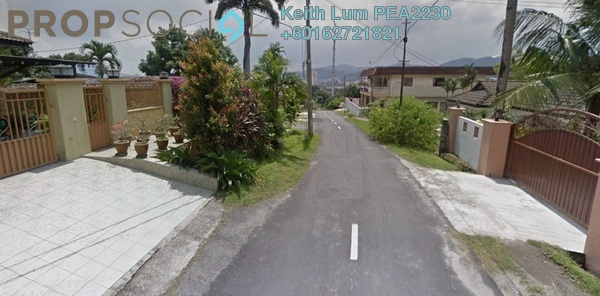 Bungalow For Sale in Ampang Jaya, Ampang Leasehold Semi Furnished 3R/3B 1.3m