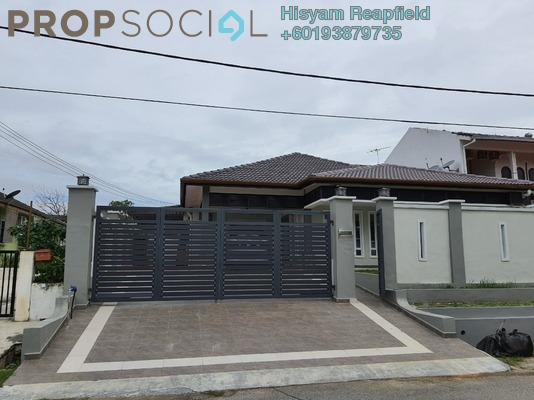 Semi-Detached For Sale in Section 3, Petaling Jaya Freehold Semi Furnished 5R/4B 1.78m