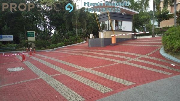 Semi-Detached For Sale in Prima Villa, Kemensah Freehold Semi Furnished 4R/4B 1.63m