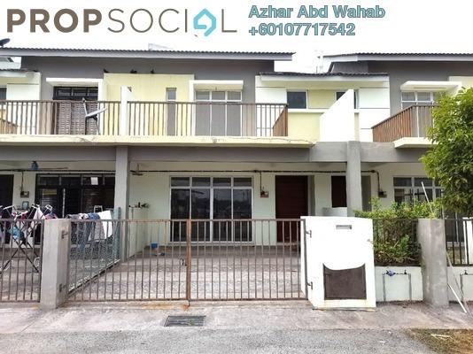 Terrace For Sale in Pantai Sepang Putra, Sepang Freehold Unfurnished 4R/3B 420k