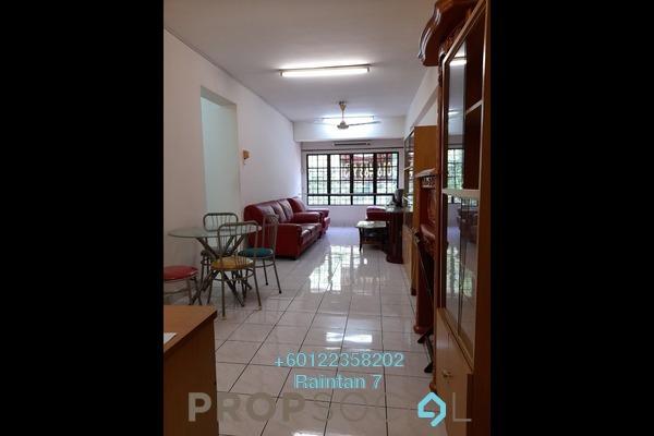 Condominium For Sale in Bayu Tasik 1, Bandar Sri Permaisuri Freehold Semi Furnished 2R/2B 318k