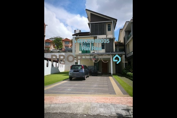 Semi-Detached For Sale in Section 13, Shah Alam Freehold Semi Furnished 6R/7B 1.8m