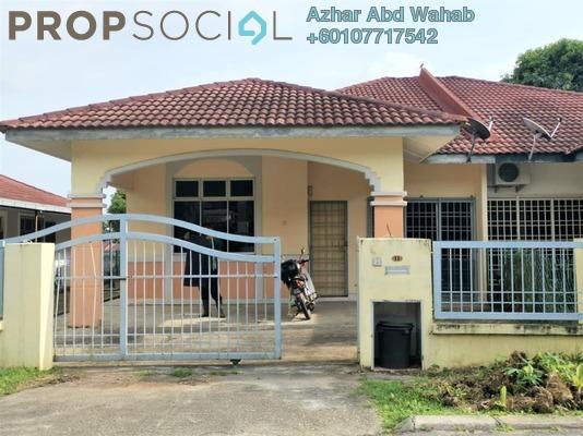 Semi-Detached For Sale in Kota Warisan, Sepang Freehold Unfurnished 4R/2B 480k