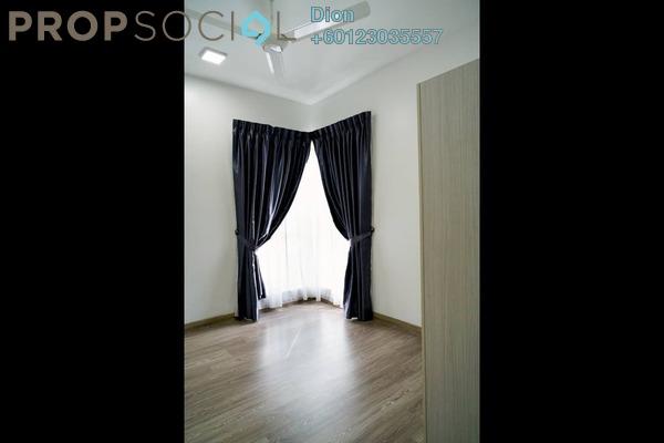 Condominium For Rent in Scenaria, Segambut Freehold Semi Furnished 4R/2B 1.9k