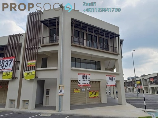 Office For Rent in Sinaria, Tropicana Aman Freehold Unfurnished 0R/2B 2k