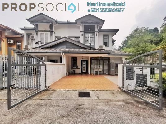 Terrace For Sale in Taman Sierra Ukay, Ampang Jaya Leasehold Semi Furnished 4R/3B 1.3m