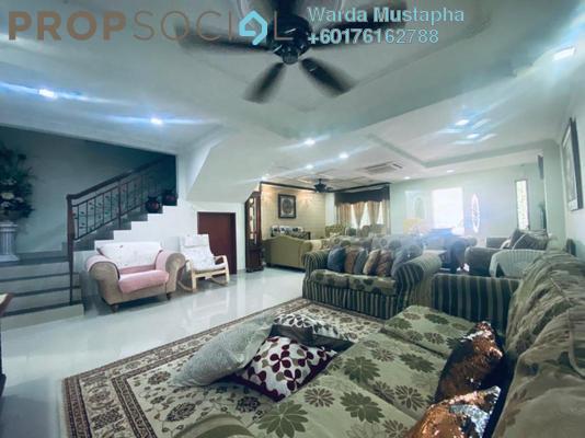 Terrace For Sale in Taman Desa Wangsa, Bandar Tun Hussein Onn Freehold Semi Furnished 5R/3B 950k