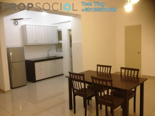 Condominium For Rent in The Zest, Bandar Kinrara Freehold Fully Furnished 3R/2B 1.6k
