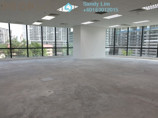Office For Rent in The Vertical, Bangsar South Freehold Unfurnished 0R/0B 14.9k