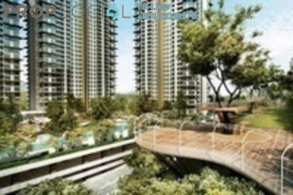 Condominium For Rent in Damansara Foresta, Bandar Sri Damansara Freehold Semi Furnished 3R/3B 2.2k